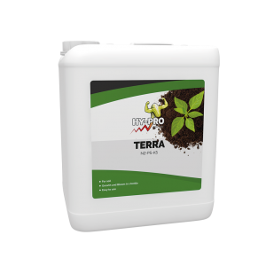 HY-PRO Terra 1 component 5 liter amsterdam plantenvoedingonline